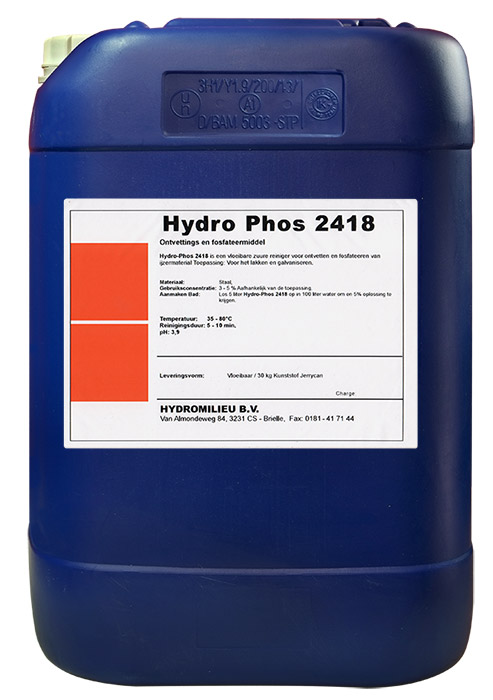 Hydro Phos 2418 - Ontvettings- en fosfateermiddel